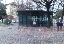 chiosco via Oberdan Forlì