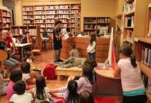 bambini biblioteca