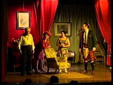 teatro dialettale Compagnia E' Borg