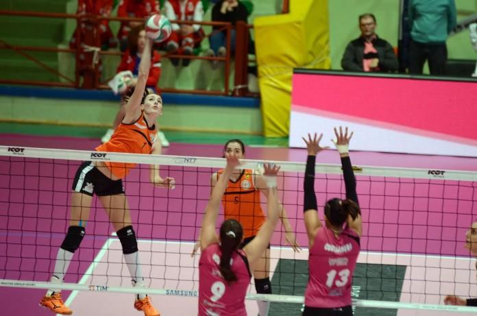 Volley 2002 Forlì foto Blaco