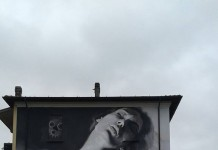 Street art murales