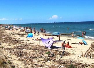 mare spiaggia libera