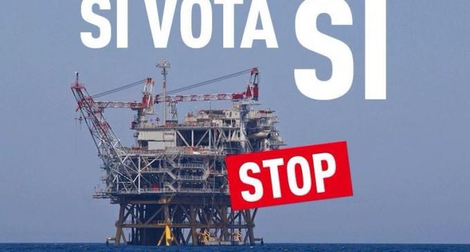 si referendum trivellazioni in mare