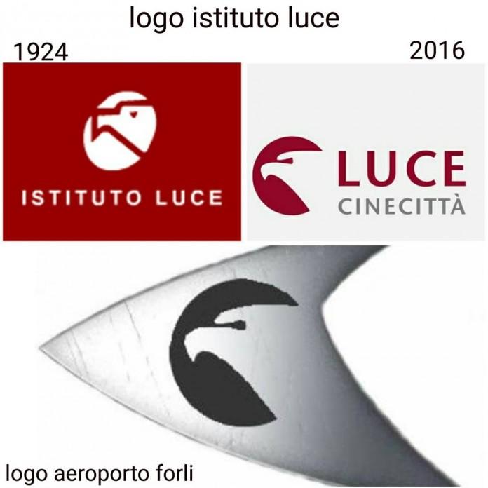 Istituto Luce e Forlì Airport