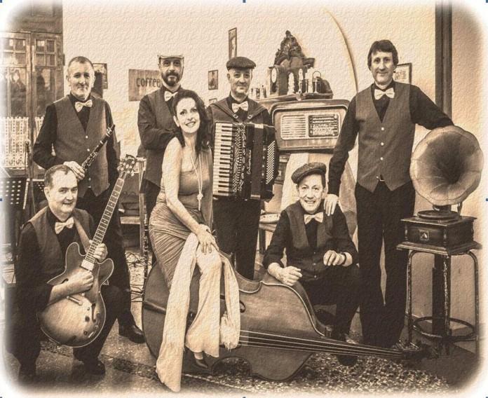 Maramao italian swing band