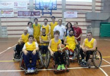 Wheelchair Basket in carrozzina Forlì