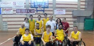 Wheelchair Basket in carrozzina Forlì