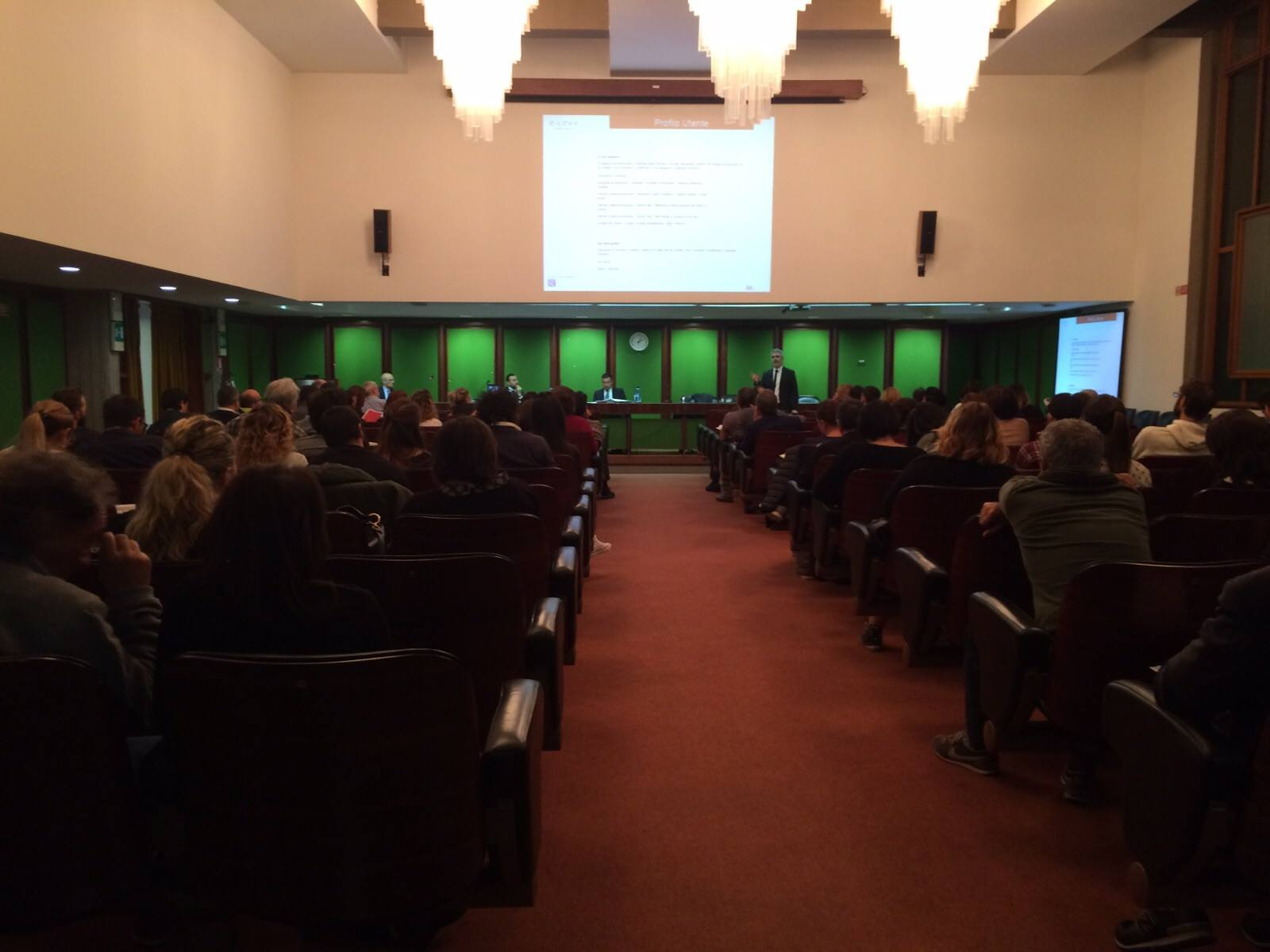 Valerii del censis alla presentazione del 39 rapporto sull for Camera di commercio della romagna