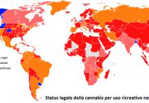 Cannabis nel mondo