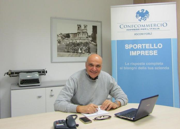 roberto vignatelli confcommercio forlì