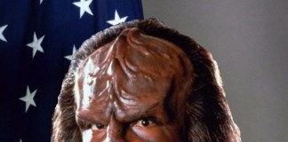 Hillary Klingon