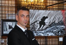 LA VITA E LA STORIA NEGLI ULTIMI LAVORI DI MICHELE ANGELICCHIO, L'ARTISTA SOLDATO.