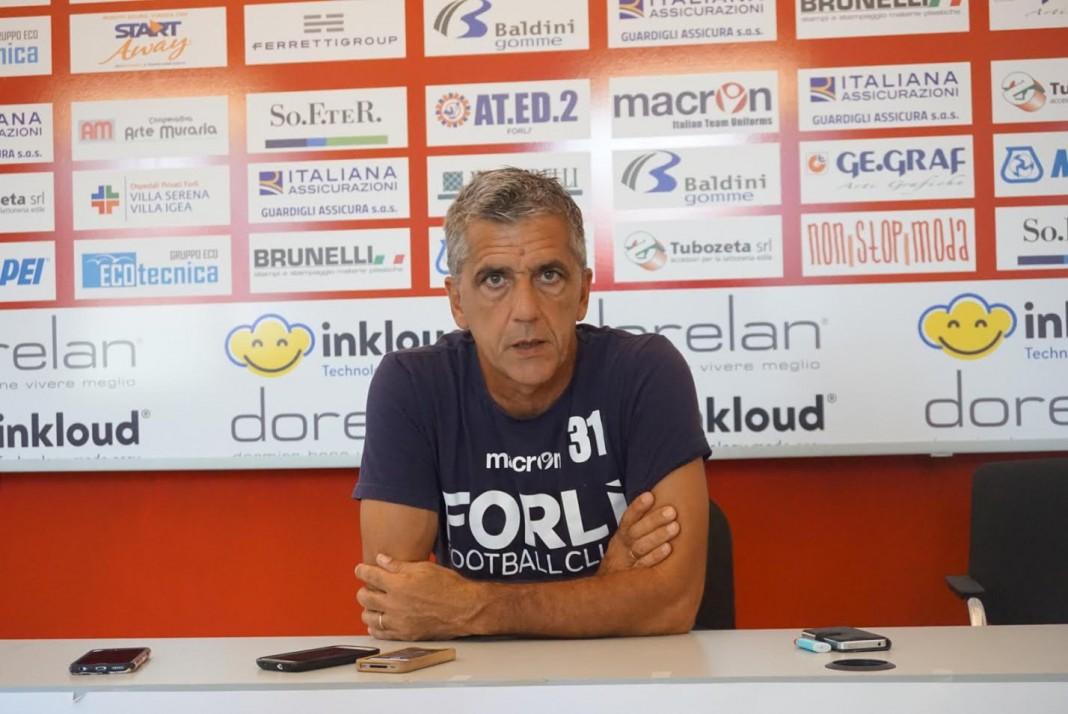 Forli Calcio Massimo Gadda