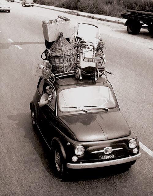 Fiat 500 Ferie Anni 60 4liveit