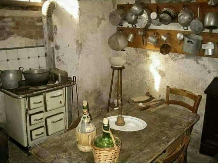 La vecchia cucina romagnola\' è la foto del mese « 4live.it