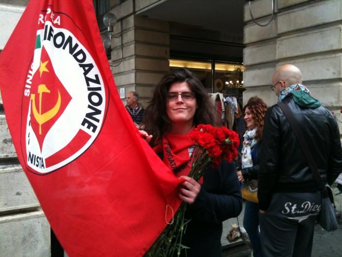 Chiara Mancini Rifondazione Comunista