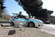 targasystem polizia locale