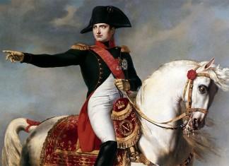 Napoleone Bonaparte entra a Forlì
