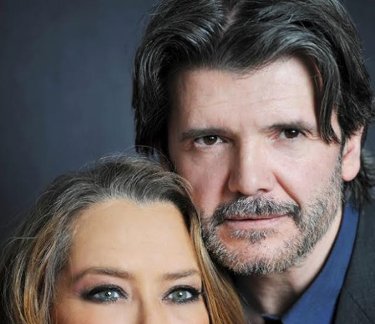 Barbara De Rossi e Francesco Branchetti