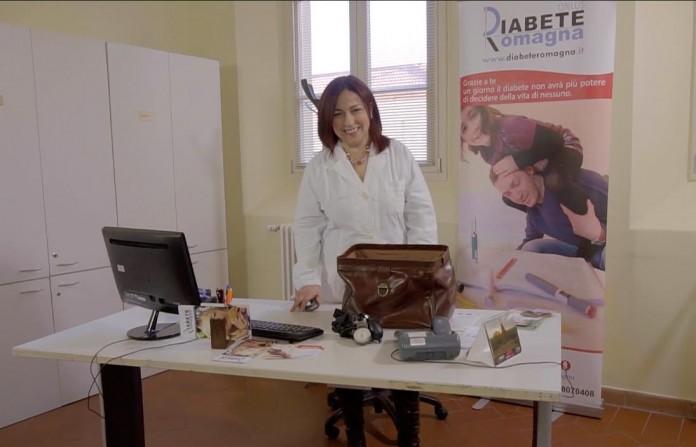 Giuseppina Chierici diabete romagna