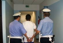 arresto polizia municipale