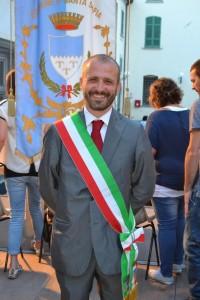 Daniele Valbonesi sindaco di Santa Sofia