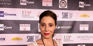 MARIA CRISTINA HELLER UNA ECCELLENZA ITALIANA A LOS ANGELES.