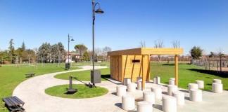 parco Cavarei a Forlì