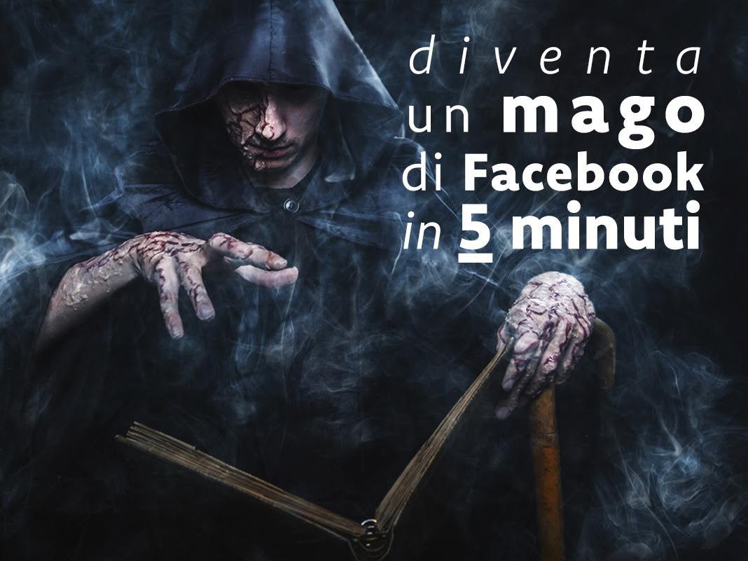 mago di facebook