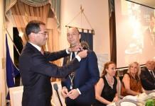 Mario Fedriga presidente Rotary
