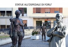 statue all'ospedale
