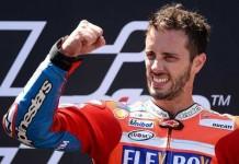 Andrea Dovizioso motociclismo