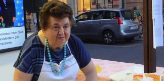 Maria Senzani 'sfoglina'