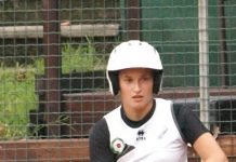 Carlotta Onofri softball