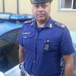 Marco Mussolini comandante polizia stradale rocca san casciano