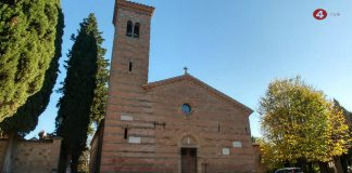 chiesa di Polenta Bertinoro