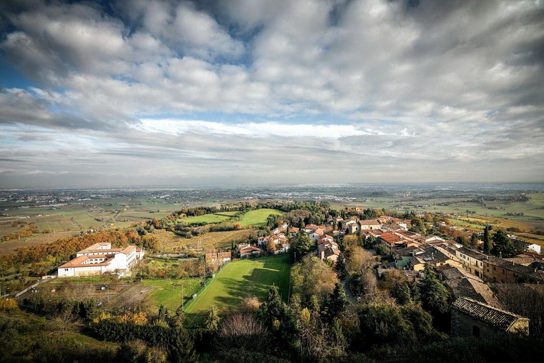 Bertinoro e la Romagna foto di Renzo Zilio