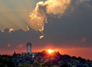 Rocca delle Caminate foto di Renzo Zilio
