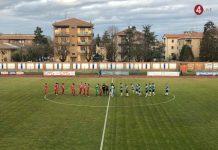 Calcio Mezzolara - Forlì serie D