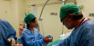 intervento Ospedale