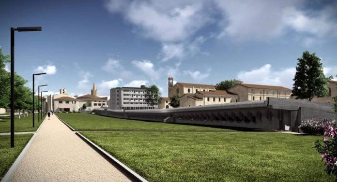 Lavori futuri in piazza Guido Da Montefeltro