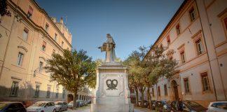 Piazza Morgagni foto di Renzo Zilio