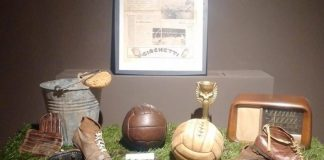 mostra del calcio
