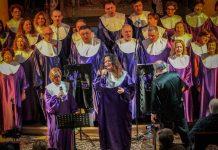 Coro Intercity Gospel Train Orchestra