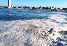 schiuma mare