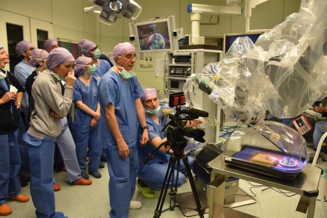 robotica ospedale forli