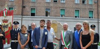 Commemorazione Silver Sirotti a Bologna