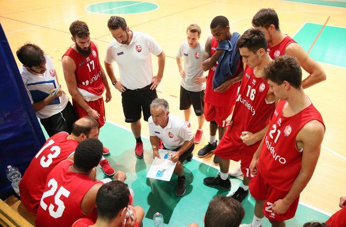 Basket-Forlì-Siena