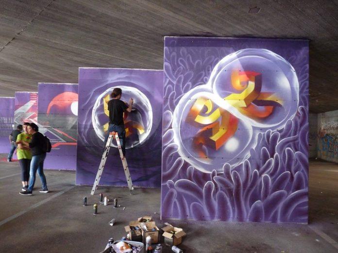murali street art