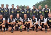 Softball Forli cadette-giovane-strada